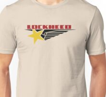 Lockheed Logo Repro T-Shirt