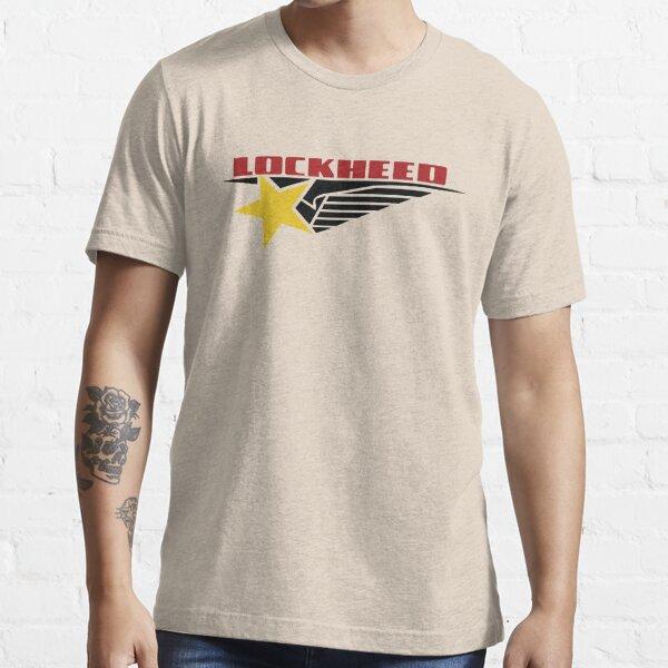 Lockheed Logo Repro Essential T-Shirt