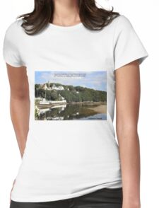 Portmeirion. Womens Fitted T-Shirt