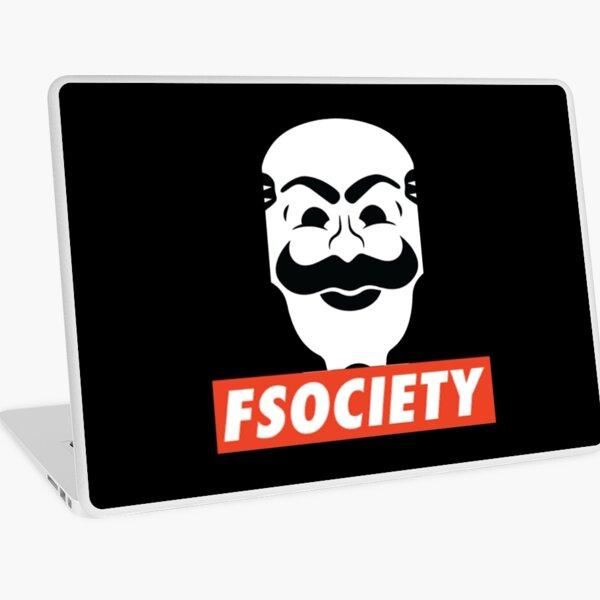 FSociety Laptop Skin