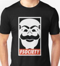 FSociety Unisex T-Shirt
