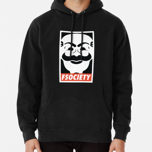 FSociety Pullover Hoodie