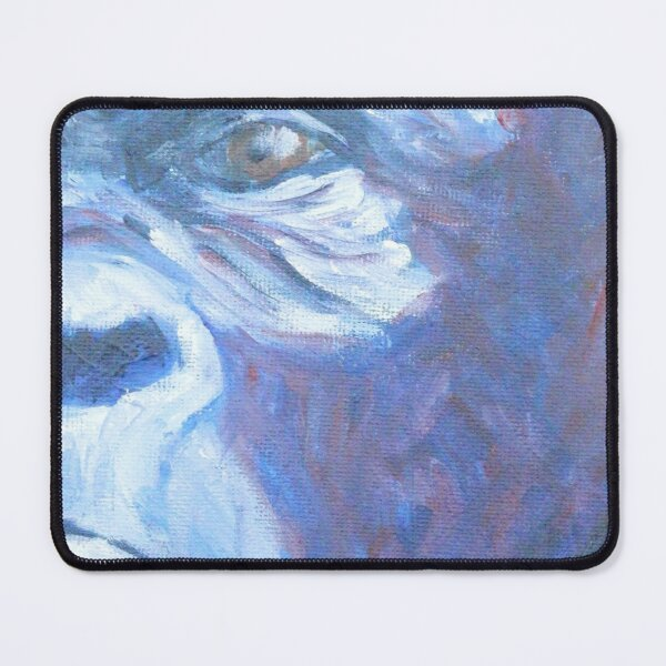 Gorilla Longing for Home  Mouse Pad