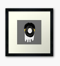 Little Ghost 02 Framed Print