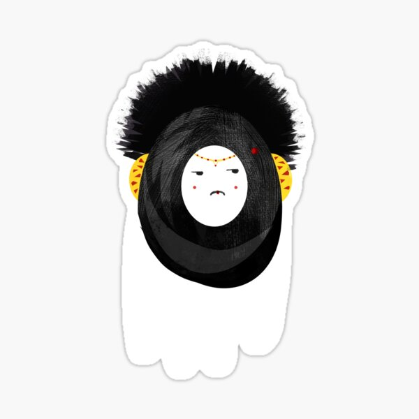 Little Ghost 02 Sticker