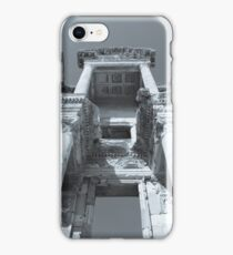 Library Columns iPhone Case/Skin