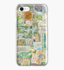 69 Maps iPhone Case/Skin