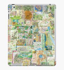 69 Maps iPad Case/Skin