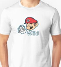 Mario - Plain White Variant T-Shirt