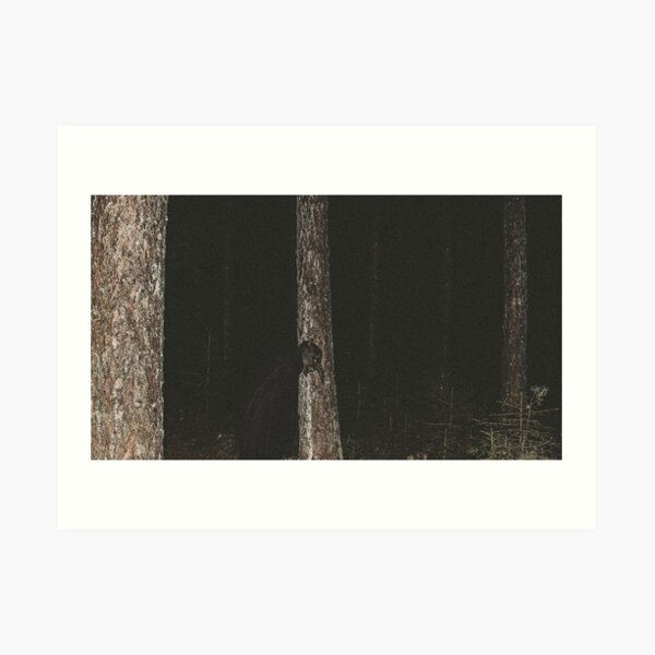 Forest Troll Art Print