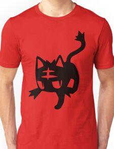Litten Black T-Shirt