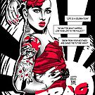 Drag City - Ongina by Gilles Bone