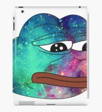 Dank Spicy Pepe Galaxy iPad Case/Skin