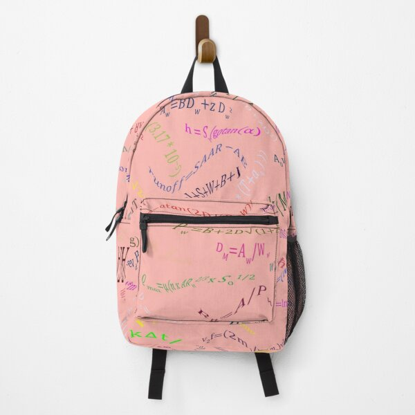 Equations=Happy Backpack