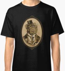 Vintage Pug Monster  Classic T-Shirt