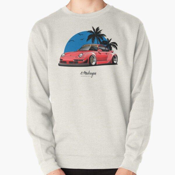 RWB 993 (red) Pullover Sweatshirt