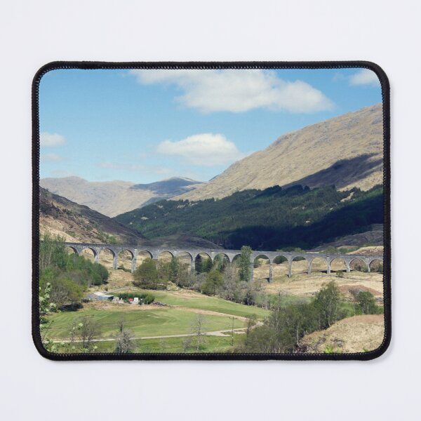 Glenfinnan Viaduct Mouse Pad