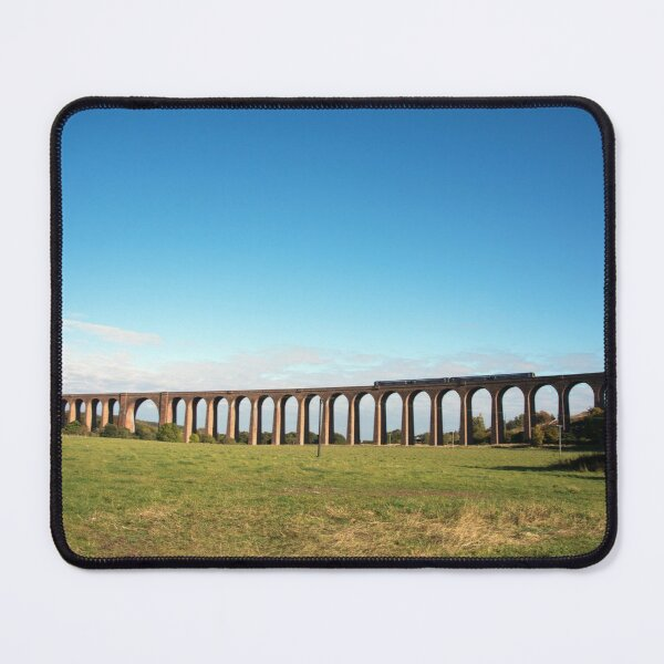 Culloden Viaduct with train Mouse Pad