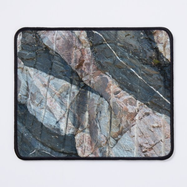 Geology makes art Mouse Pad