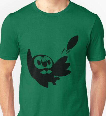 Rowlet Black T-Shirt