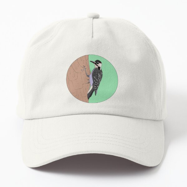 Red-Cockaded Woodpecker Dad Hat