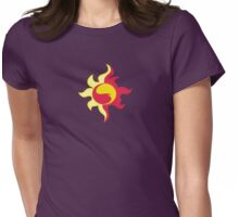 My little Pony - Equestria Girls Sunset Shimmer (Movie) Womens Fitted T-Shirt