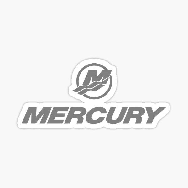 Mercury Marine. Sticker