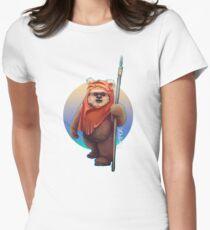 Ewok Women's Fitted T-Shirt