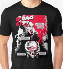 Drag City - Sharon Needles Unisex T-Shirt