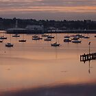 Sunrise over the bay by annmarie-f