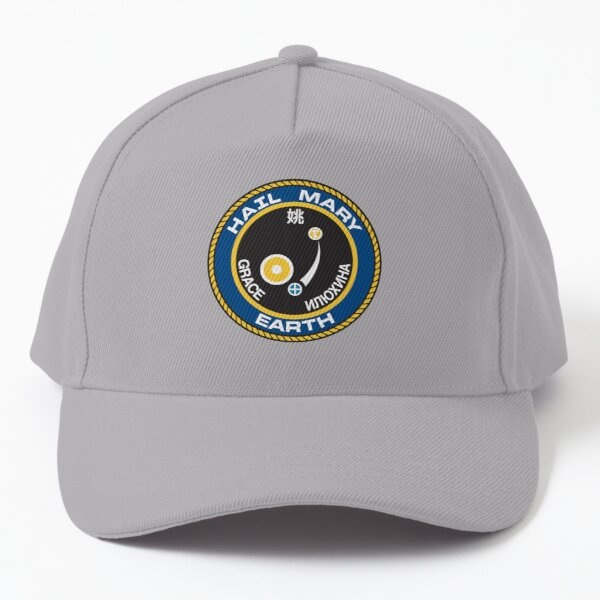 Project Hail Mary Mission Patch Baseball Cap
