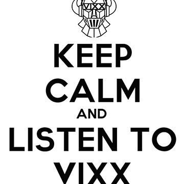 listen to vixx by beforethedawn