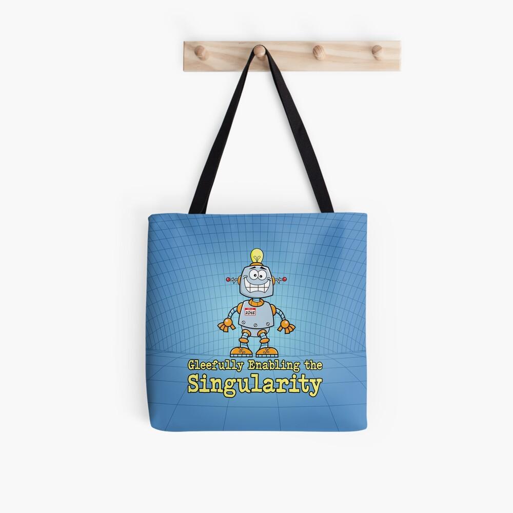 Singularity. Tote Bag