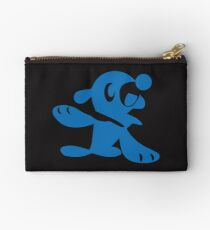 Popplio Blue Studio Pouch