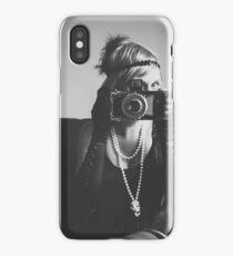 Flapper Girl iPhone Case/Skin
