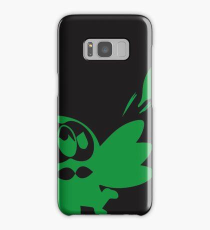 Rowlet Green Samsung Galaxy Case/Skin