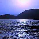 night sea by dedakota