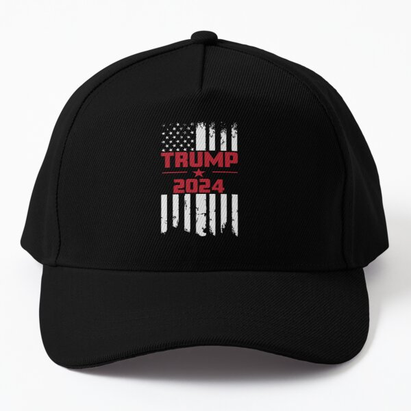 Donald Trump 2024 American Flag, Trump 2024 American Flag Vintage, Trump 2024 Retro Vintage Baseball Cap