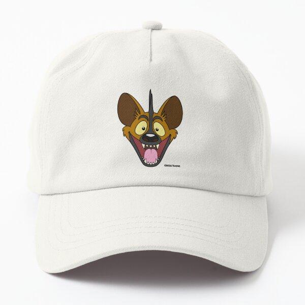 Laughing Hyena Dad Hat