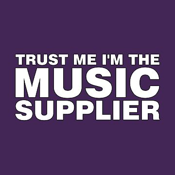 Music supplier (white) by shviala