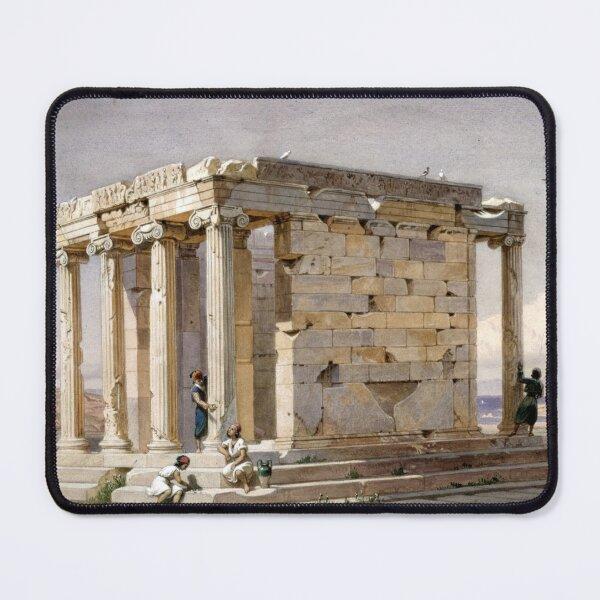Temple of Athena Nike Mouse Pad