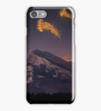 Space travelers iPhone Case/Skin
