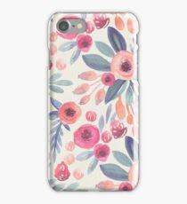 Love in pink iPhone Case/Skin