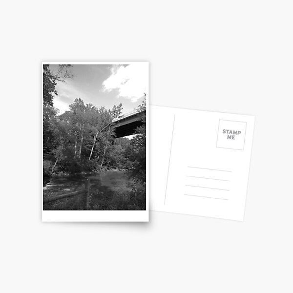 southeast river Postcard
