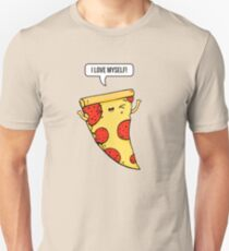 Pizza Love Unisex T-Shirt