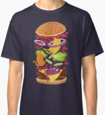 Cat Burger Classic T-Shirt
