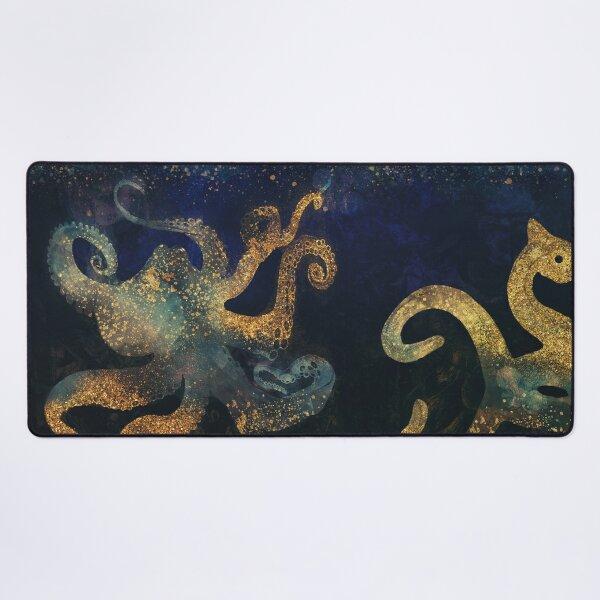 Underwater Dream II Desk Mat