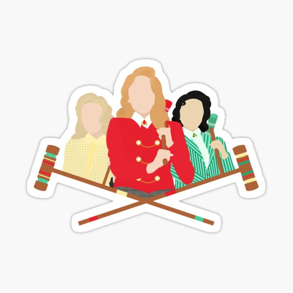 What's Your Damage? | Heathers Sticker