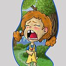Child Crying by Noahrel