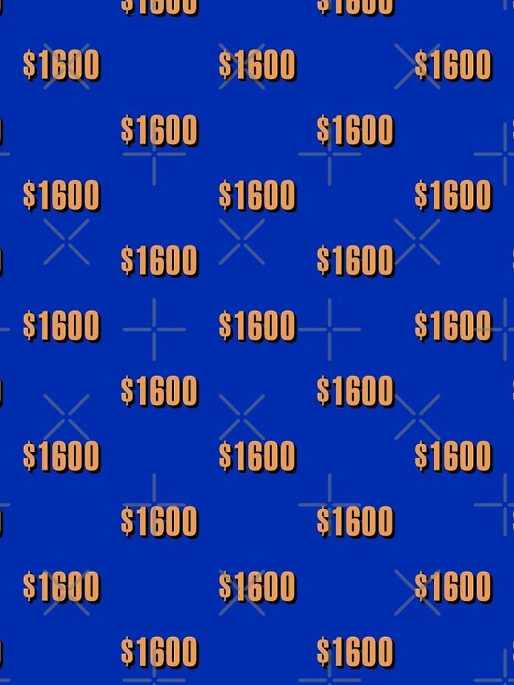 Spielwert 1600 $ von RoufXis